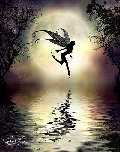 ik heb deze afbeelding gekozen omdat het boek over elfen gaat.