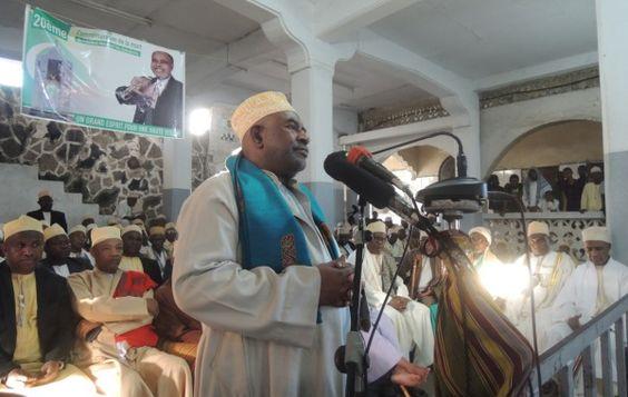 20e anniversaire de la mort du président Taki :  Mamadou, grand absent de la cérémonie