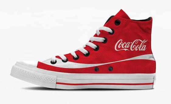 コカ・コーラのコンバース