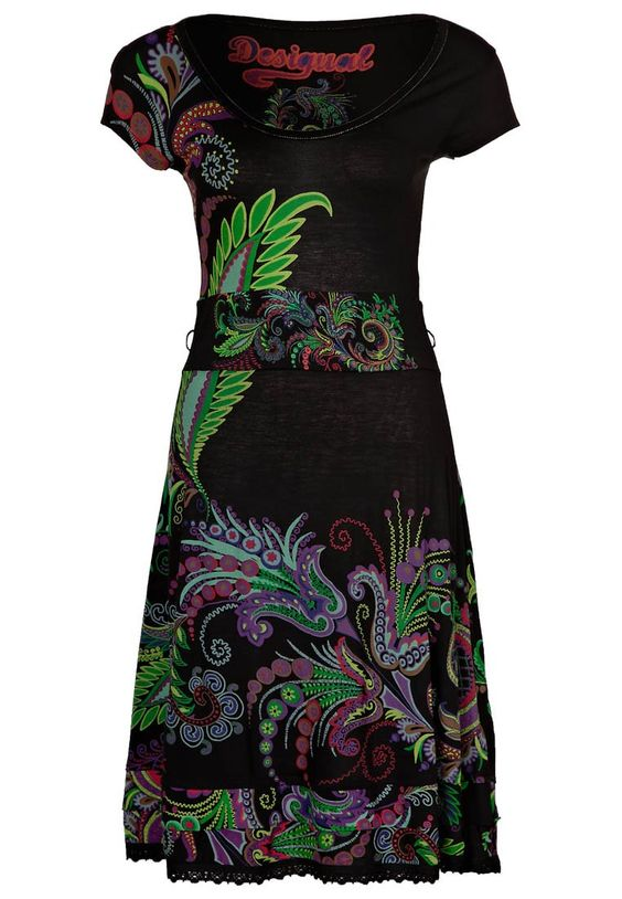 Desigual ~ want this from T & Company !