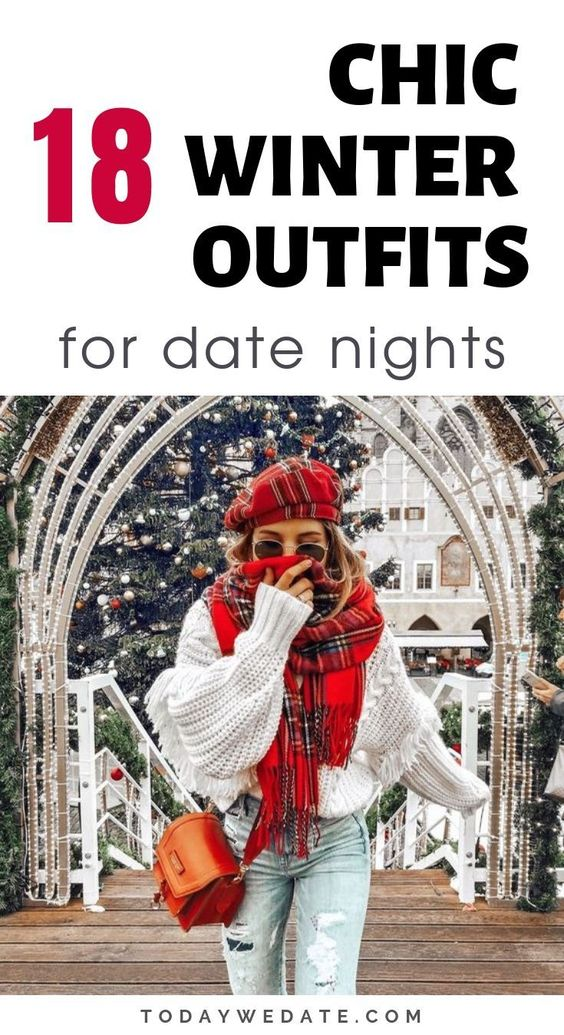 18 chic winter outfit ideas for date night - todaywedate.com // winter outfit/ casual winter outfits/ winter fashion/date night outfits/ winter outfit for going out/winter date ideas/ cute outfits/edgy outfits/winter outfits 2018/street style outfit ideas//winter outfit with boots/winter dress outfits/jumpers/winter night outfits/ winter looks/