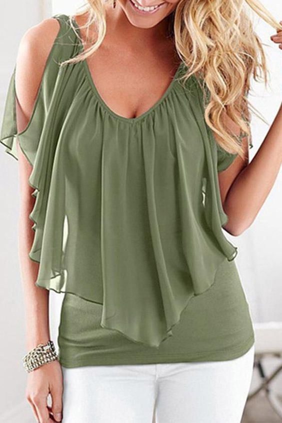 Stunning Plus Size Blouses