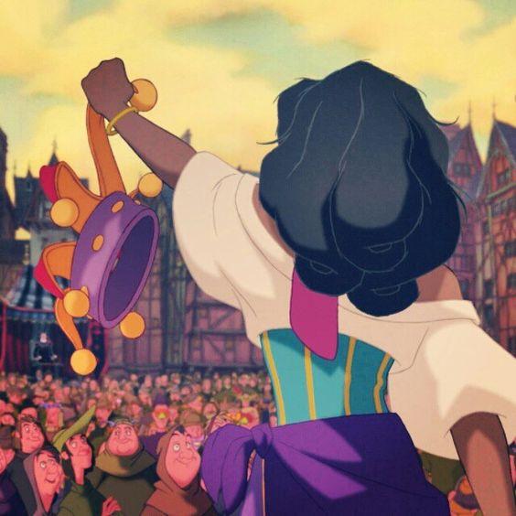 Esmeralda #esmeralda #disney