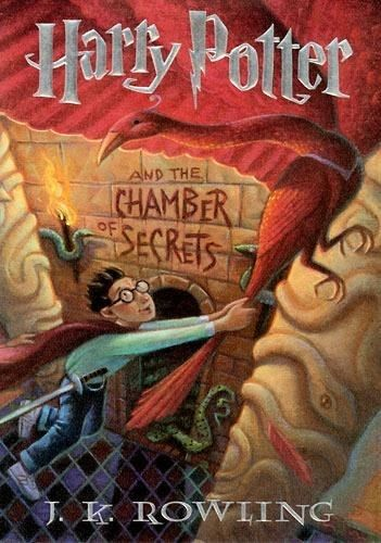 "I got Harry Potter and the Chamber of Secrets! We Know Which ""Harry Potter"" Book Is Your Favorite"