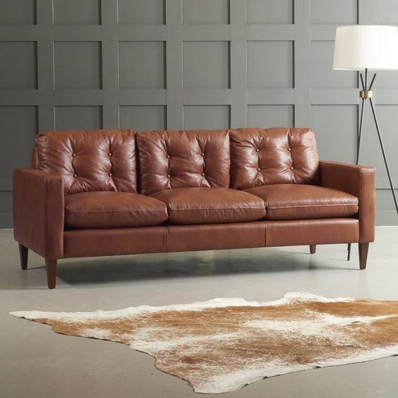 Những nguyên tắc phối màu đẹp với sofa da tphcm nhập khẩu