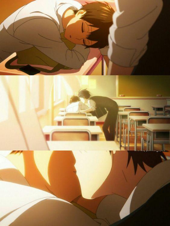 Koi to uso / #anime