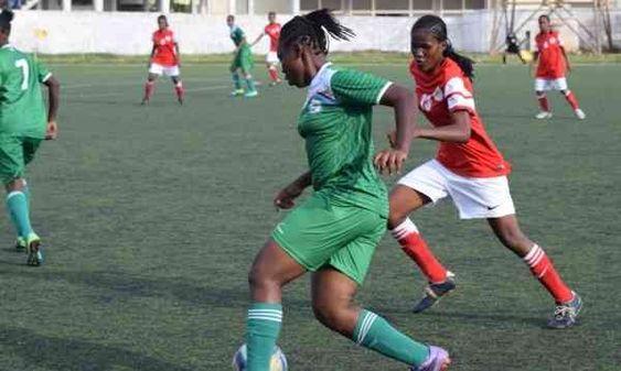 Tournoi de football féminin de l'Uffoi: Les Comoriennes s'envolent demain pour la compétition