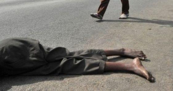 Malade, il refuse de payer 1000 F pour une consultation et meurt dans la rue avec plus d'un million