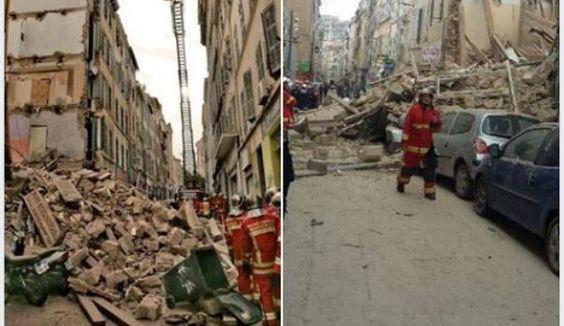 Effondrement d'immeubles à Marseille : des comoriens parmi les victimes