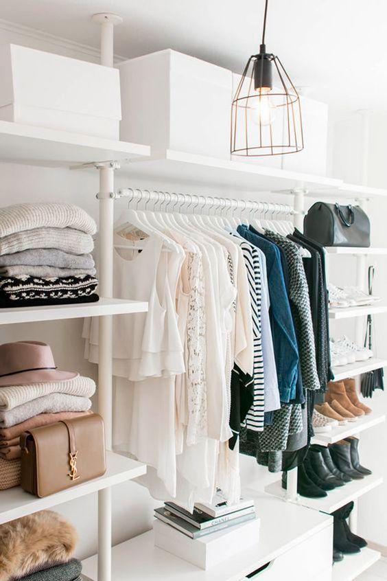 Inverno chegando, que tal investir na organização da casa e deixá-la mais aconchegante para receber a família e os amigos?