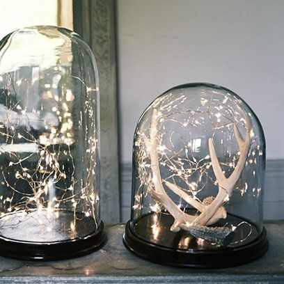 Christmas snow globes. For more like this, click the picture or visit RedOnline.co.uk