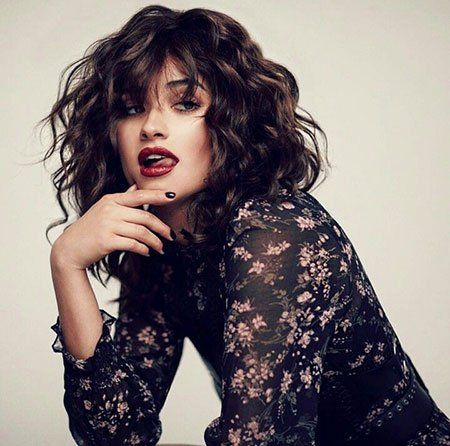 Really nice curly bob haircuts for women