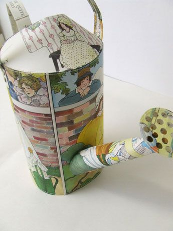 watering can by Jennifer Collier