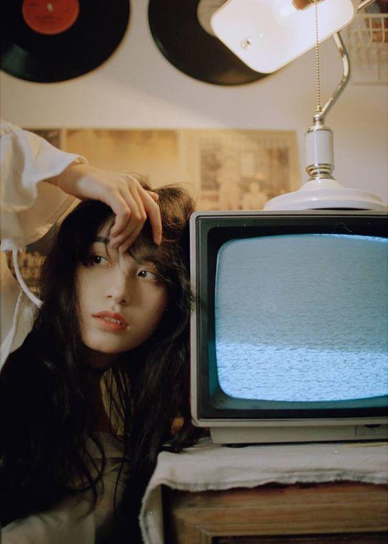 Bộ ảnh phim của cô nàng Trung Quốc siêu thần thái khiến dân tình ngây ngất