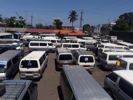 Les bus de Mbadjini boycottent Mtsudje après qu'un chauffeur fut sauvagement tabassé dans ce village