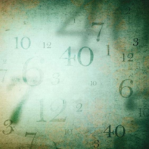 Getallen in de Bijbel kunnen letterlijk of symbolisch zijn. De symbolische betekenis van de getallen 7, 12 en 40. Wat is gematria?
