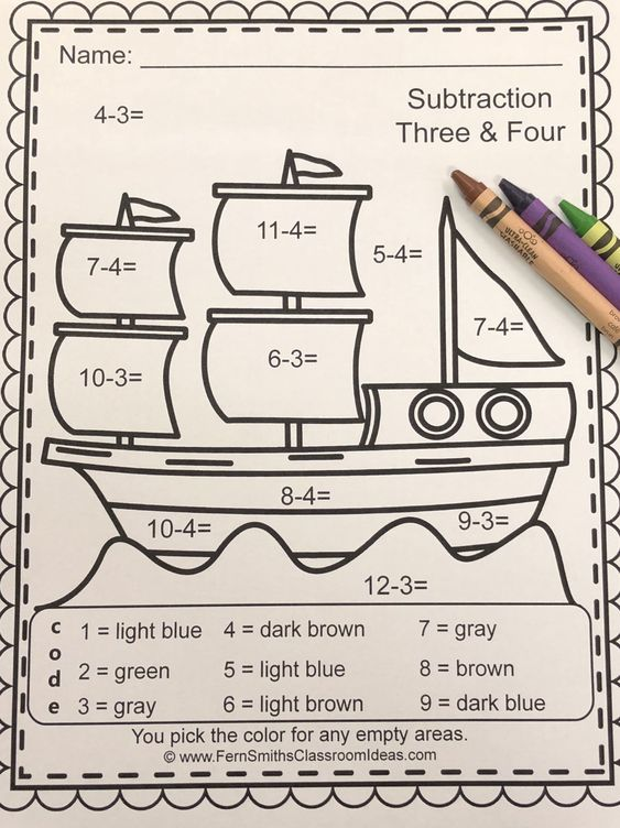 Your students will adore these Thanksgiving Color Your Answer worksheets while learning and reviewing important skills at the same time! You will love the no prep, print and go ease of these printables. As always, answer keys are included. TEN Thanksgiving Fun Color Your Answers Worksheets for Addition and Subtraction