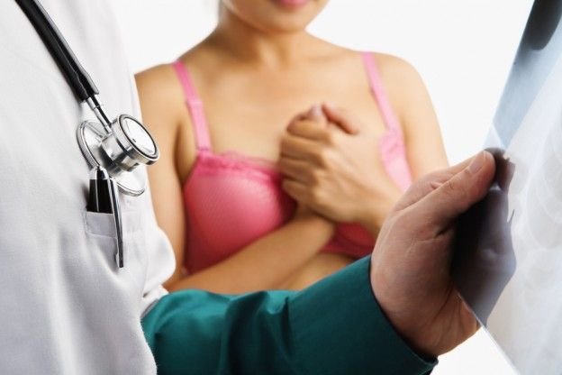 Breast Cancer: Symptoms and Treatments