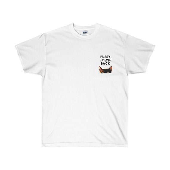 69f227911115 Nasty Woman Shirt - Nasty Women - Pussy Grabs Back - Feminist Quote - Feminism  Quote