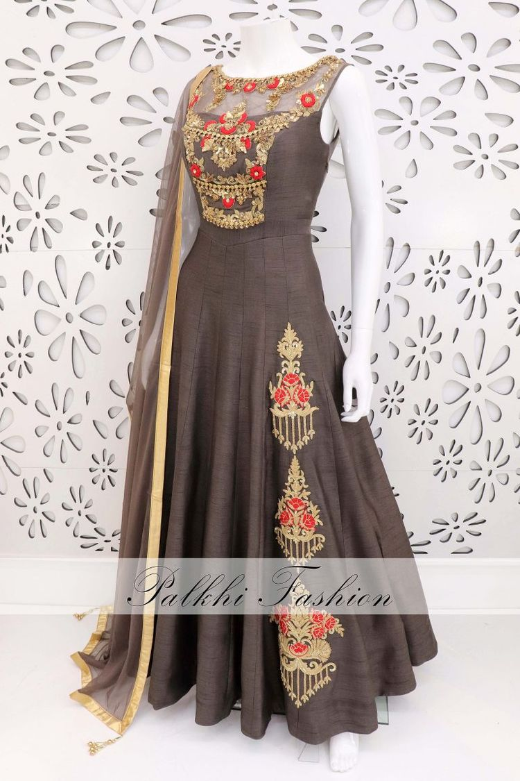 e743fb443c PalkhiFashion Exclusive Hand worked Designer Outfit