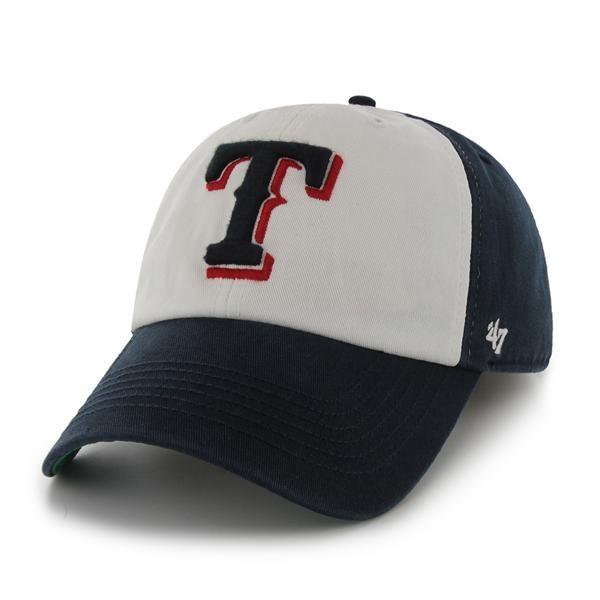 e7e9acf6b Texas Rangers Freshman Navy 47 Brand Hat