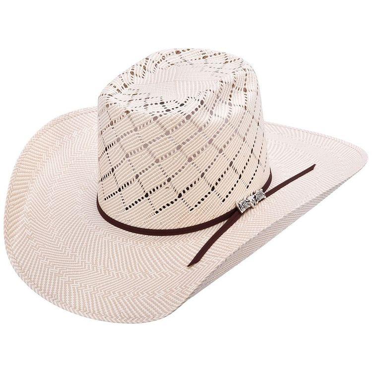 9e3b887f Cuernos Chuecos Diamante Cowboy Hat