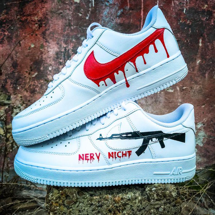 8b18d77eb8f38 Custom sneakers Nike Air Force 1