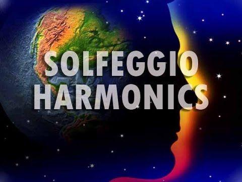 Solfeggio Harmonics - 528 HZ - Miracle Meditation ( DNA Rep