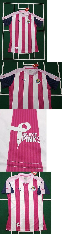 superior quality 4a3b0 c2ad1 Women 159098: Puma Chivas De Guadalajara Women Project Pink