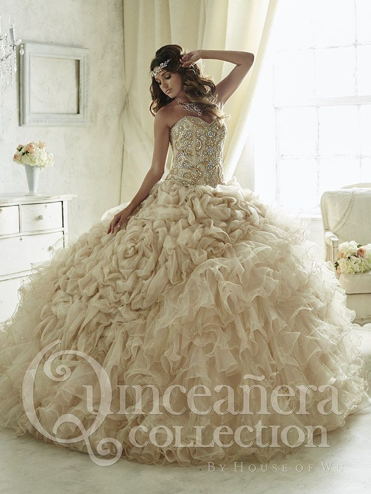 941cb2e2f96 Quinceanera Dress 26816 House of Wu
