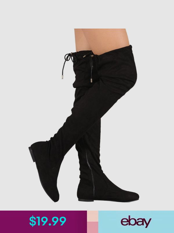 9c1e3147e062 Nature Breeze Fashion Boots  ebay  Clothing